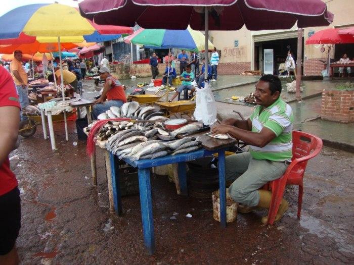 Mercado de Pescadores