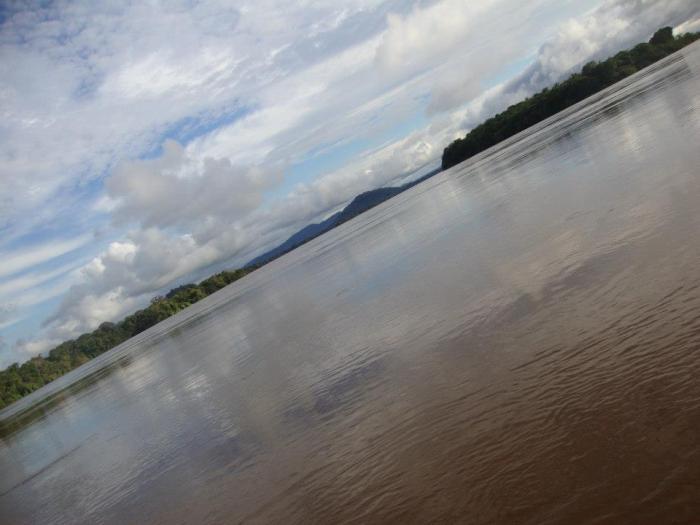 Panorámica del Río Orinoco