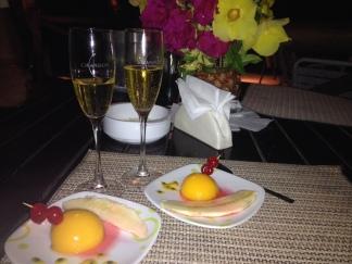 Mi cena romántica